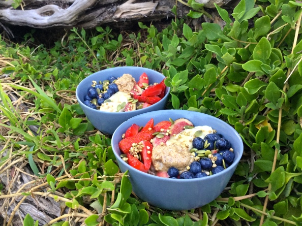 Outdoors & Oats